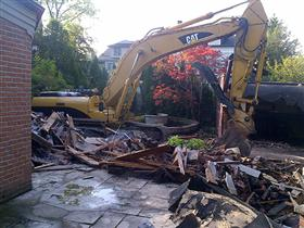 Photo of Residential Demolition of a House