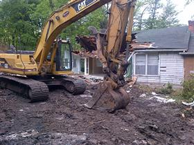 Photo of Residential Demolition in Niagara-on-the-Lake
