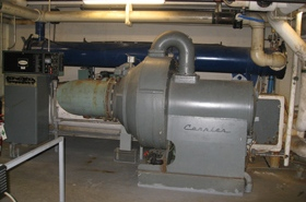 Photo of an Air Conditioner Chiller